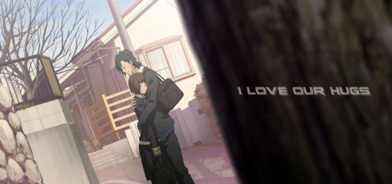 Say I Love You - Yamato and Mei