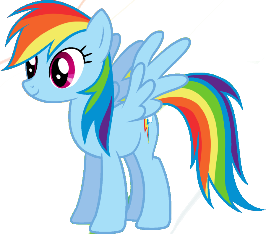 How to draw rainbow dash google search