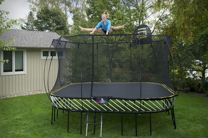 Superbe Springfree Trampoline | Outdoor Trampolines | Safest Trampoline