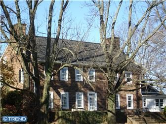 """Perkasie, Hilltown Township PA 18944.  Down the Long tree lined drive sits this elegantly restored Stone Country Farmhouse """"Pine Tree Farm"""" surrounded by 16+ Picturesque acres. This gracious stone farmhouse is accented with period trim, millwork & is pure Bucks County. Featuring 4 fireplaces, 4 bedrooms, 3 baths, wood floors, large fire side dining rm & living rm (great for entertaining & Holiday gatherings). Updated kitchen w/cherry cabinets & the original walk in fireplace. $ 859,000.00"""