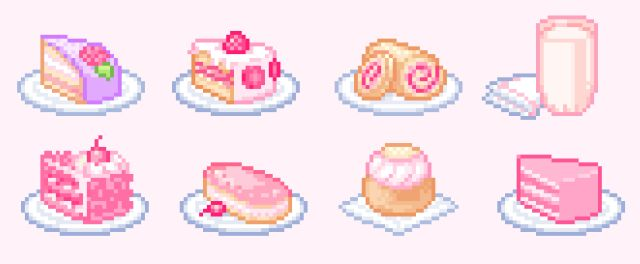 ʚ ɞ Pinterest Horrorbaby Pixel Art Food Pixel Art Design Pixel Art