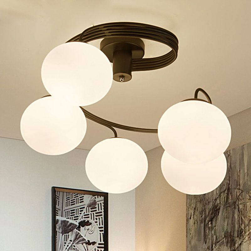 New Fashion Ceiling Lights American Countryside Retro Ceiling Light ...