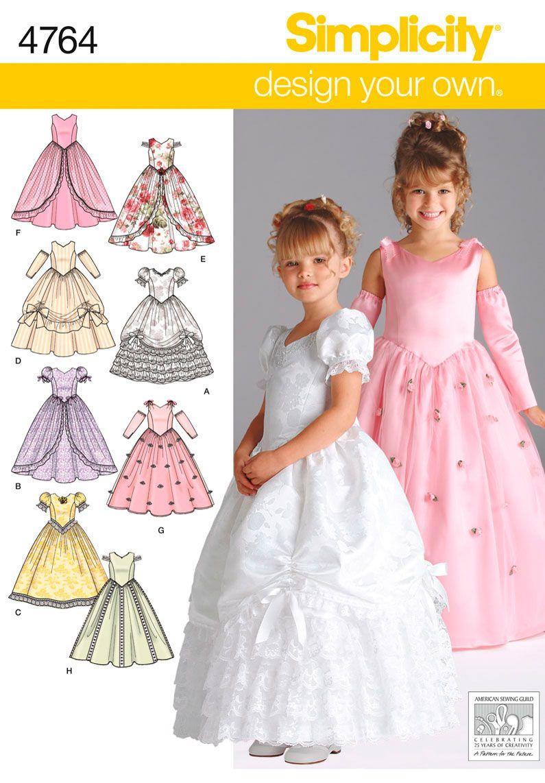 S2463 Child's Special Occasion Dress   Girls dress   Pinterest ...