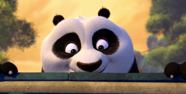 Po from Kung Fu Panda | CharacTour