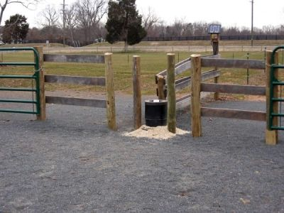 Water System For Different Pens One Day Horse Farms