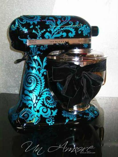 Kitchen Aid Mixer Http Www Unamorecustomshoppe Com
