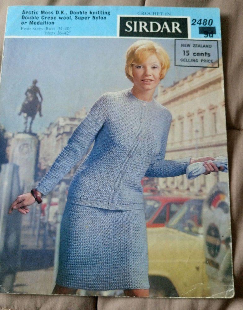 Pin de Angela Forbes en Vintage Knitting & Crochet Patterns   Pinterest