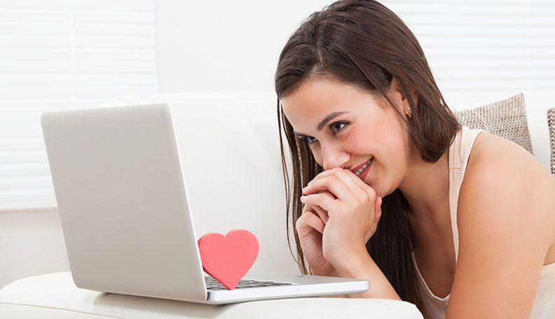 Online dating waiting to meet