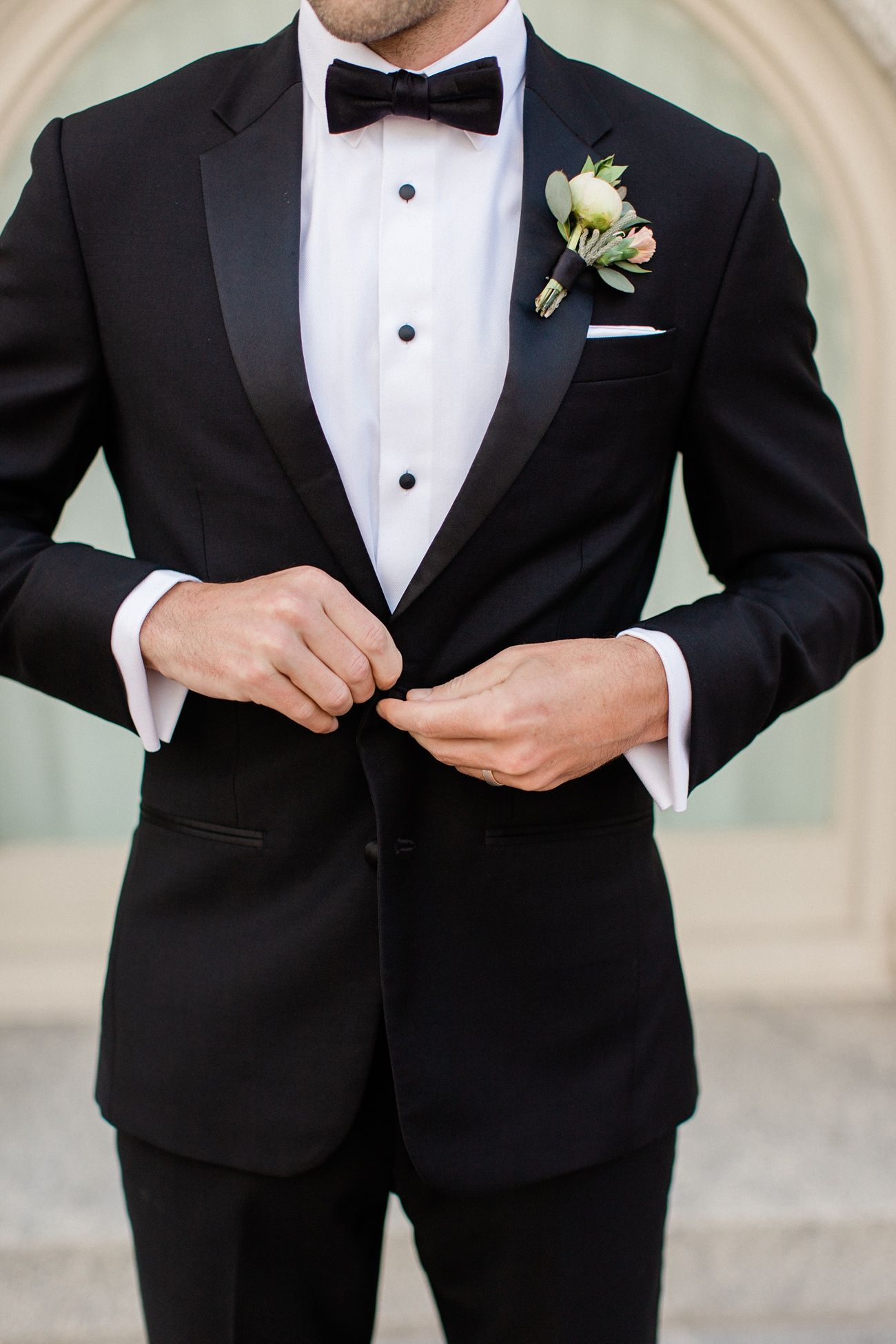 How Far In Advance To Get Tux For Wedding