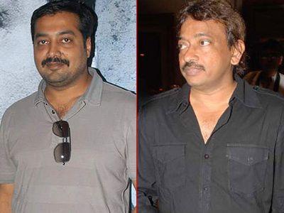 Anurag Kashyap and his take on RGV's films!