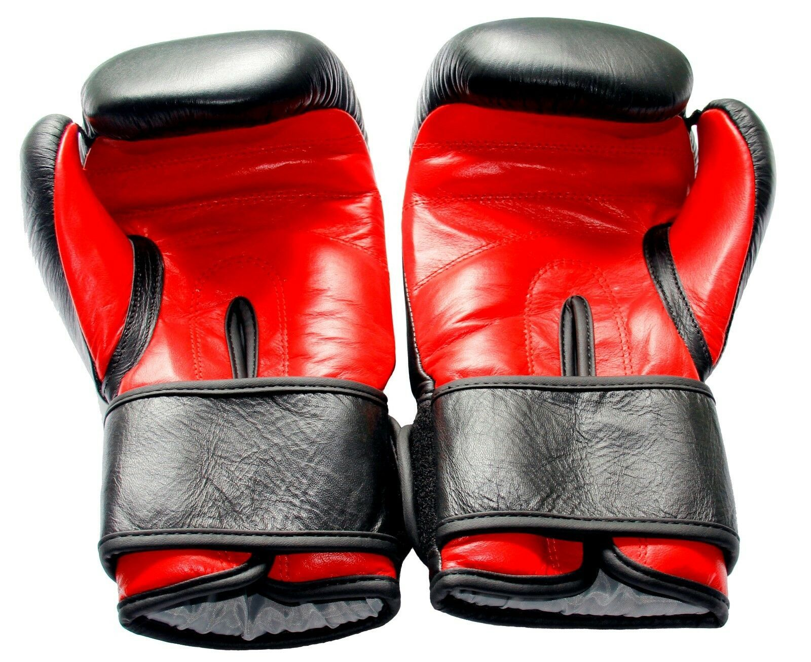 Mexican Handwraps Free Yellow Boxing Gloves Bonded Leather with Air Max Palm