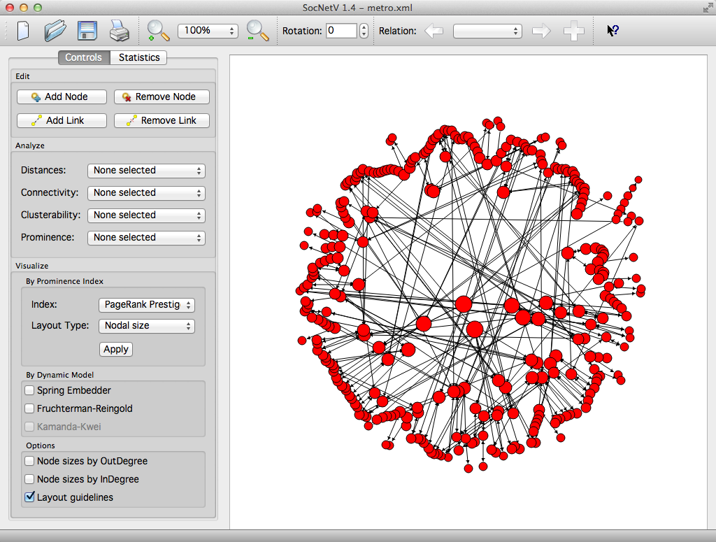 SocNetV - Social Networks Visualization and Analysis Software ...