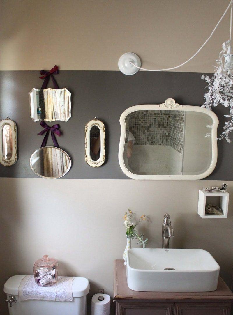 Déco salle de bain romantique- 33 idées pour tous les goûts! | Bain ...