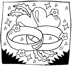 Dibujo De Un Anillo Para Colorear Buscar Con Google Coloring Pages Coloring Books Wedding