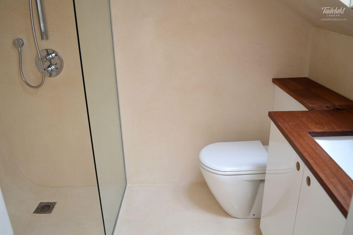 Minimalistisch interieur tadelakt haus b minimalistisch