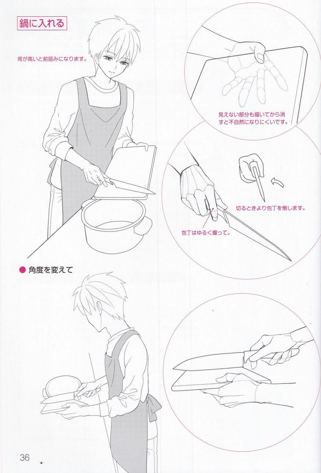 Cooking Chicken CookingMeme Hand drawing reference