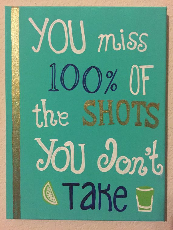Funny Alcohol Quote Canvas by ArtSeaJay on Etsy Big