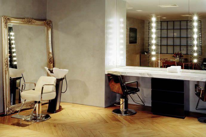 Spring Studios Studio G Home Salon Salon Decor Hair Salon Decor