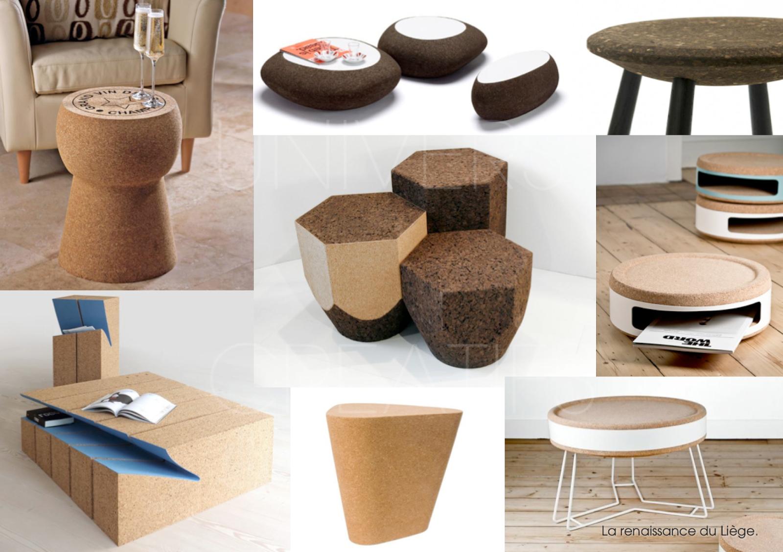 La Renaissance Du Liege 3 Table Basse Galet Table Basse Design Et Table Basse Modulable