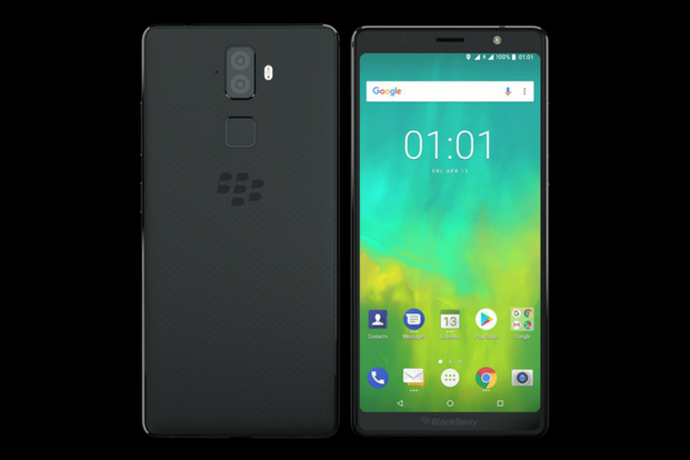 Blackberry launches Evolve phones starting at Rs.24990