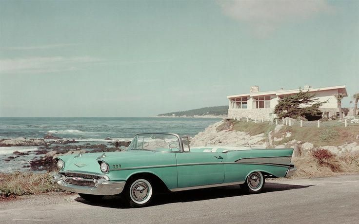 Vintage Cars and Coastal Drives #Fordclassiccars