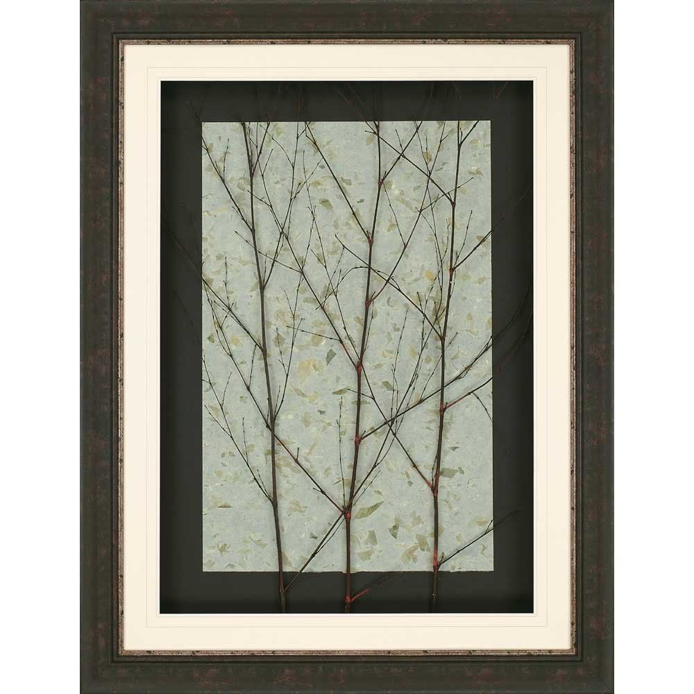 Tree on Top by Anonymous Framed Painting Print