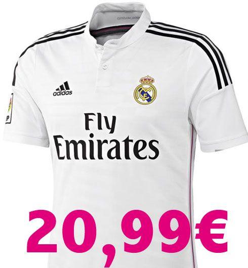 Real Madrid 1ª Equipacion 2015 POR TAN SOLO 20,99€ ENVIO GRATIS! Visita nuestra tienda Online y solicita información o realiza tu pedido: Tienda Online: http://lamanodediosstore.blogspot.com/  Tienda Online de Facebook: https://www.facebook.com/lamanodediosstore/app_251458316228