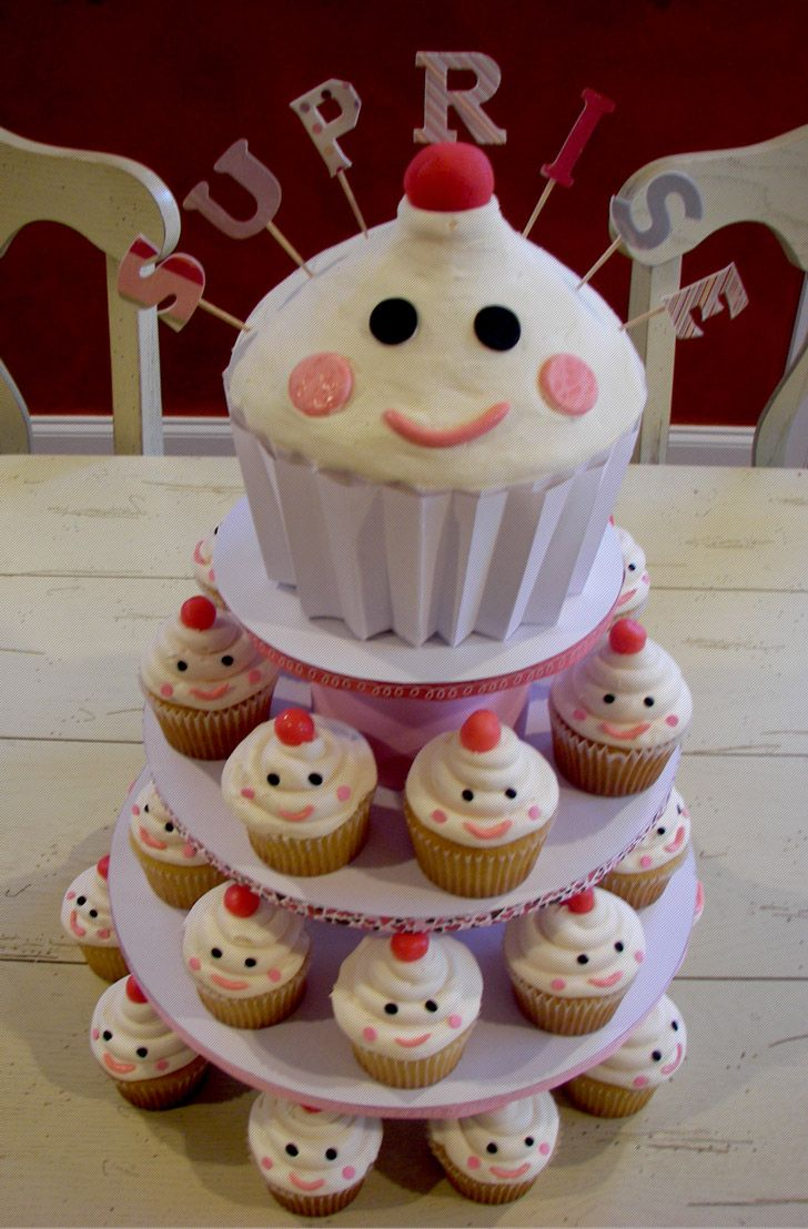 Fun Birthday Cupcake Decorating Ideas | Cakes For A Birthday Party ...
