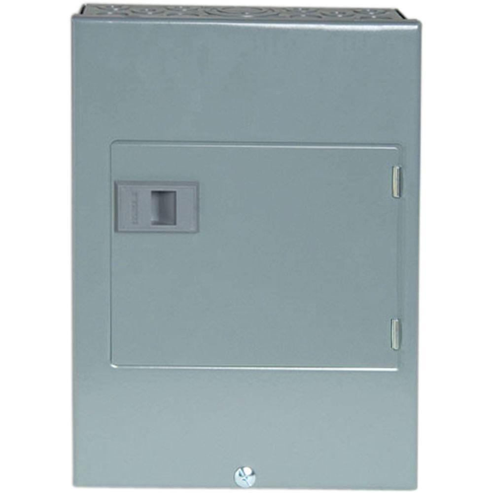 Square d qo 60amp 4space 8circuit generator main