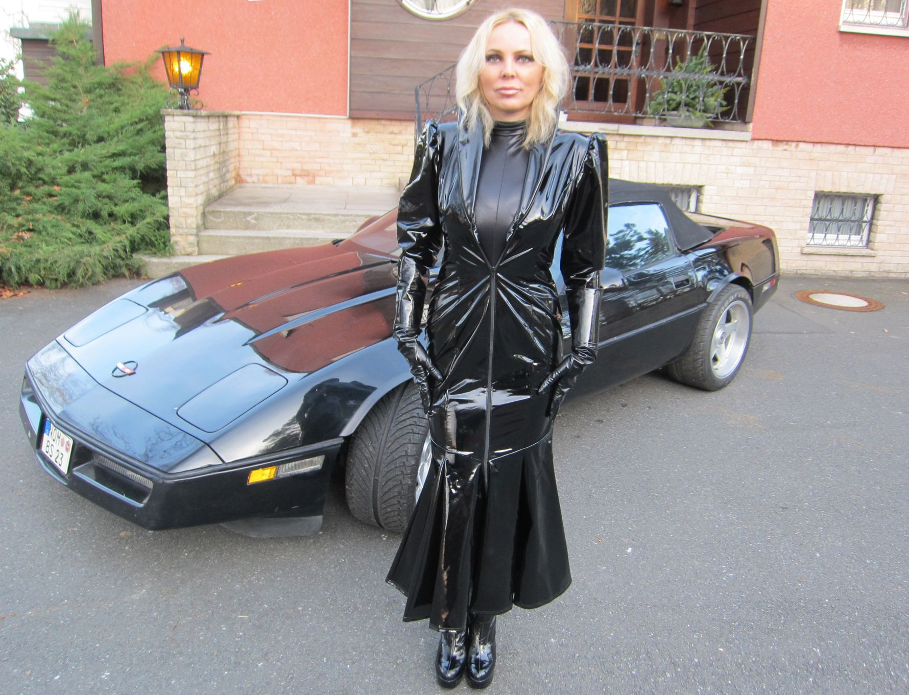 Mistress fur and leather part 1 2
