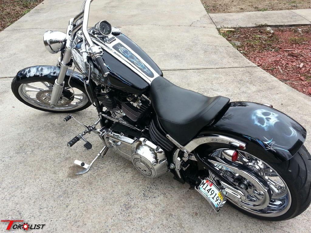 Birthday Ecards Harley Davidson ~ For sale custom harley davidson rocker c harley davidsons