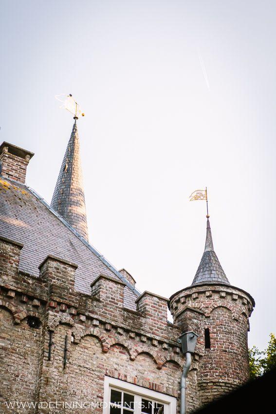 Detail van trouwlocatie Kasteel Henkenshage in Sint-Oedenrode, vlakbij Eindhoven.