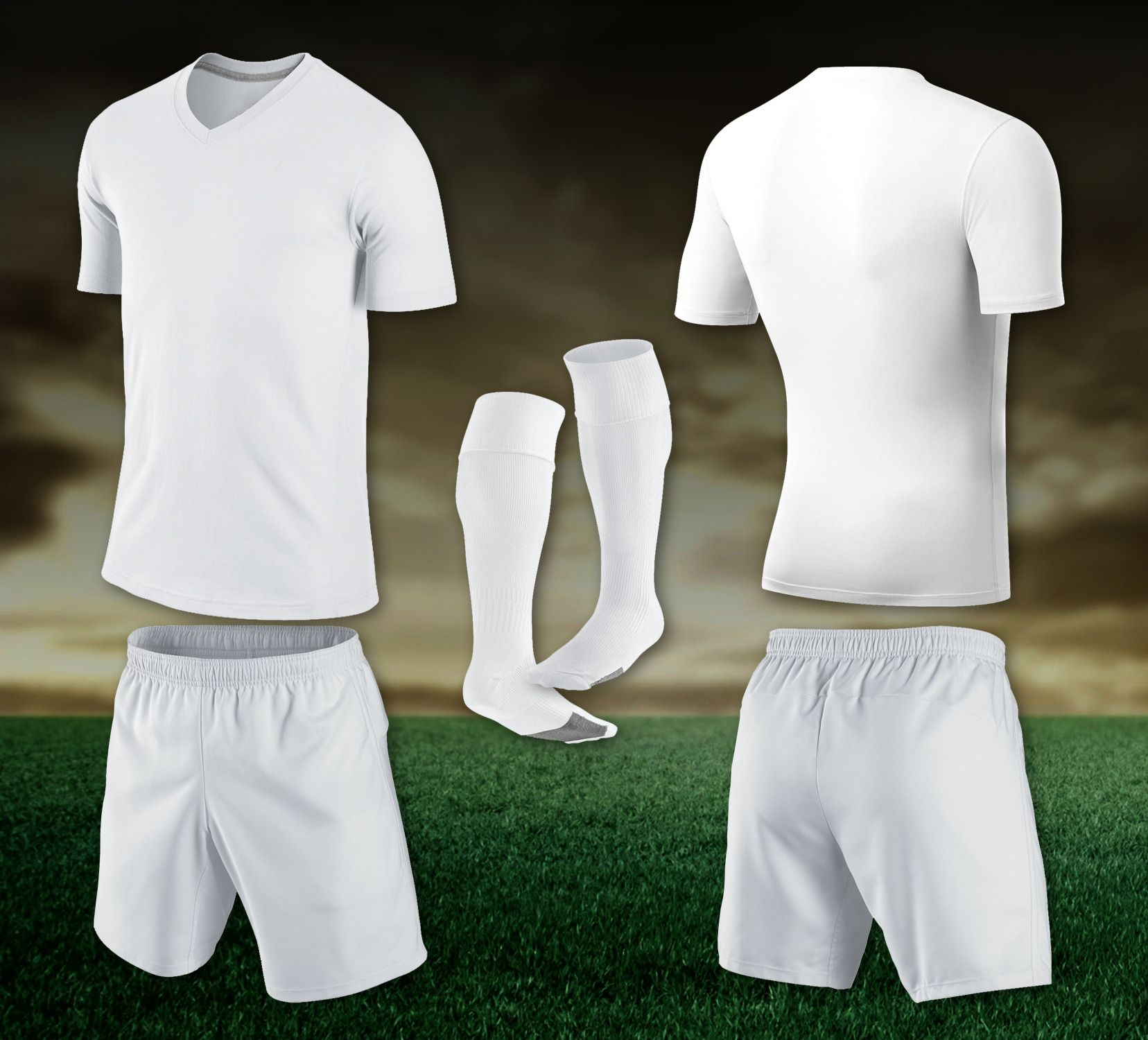 Soccer Jersey Template Psd Patterns Socce
