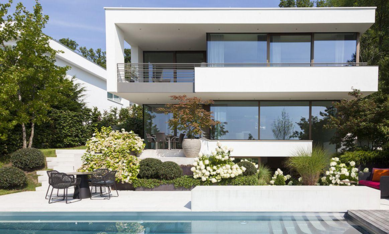 Projekt Haus Bs Stuttgart Deutschland Architekten Bda Fuchs