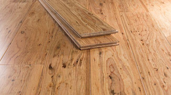 Tupelo Honey Strand Woven Eucalyptus Flooring Ambient Bamboo