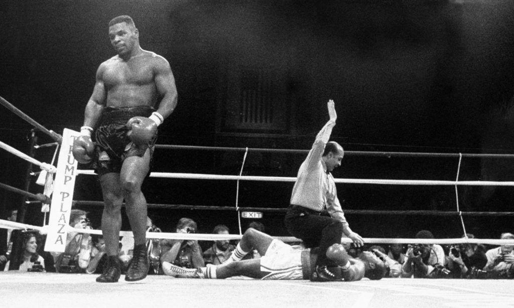 Top Mike Tyson Wallpapers 4755u Mike Tyson Larry Holmes Tyson