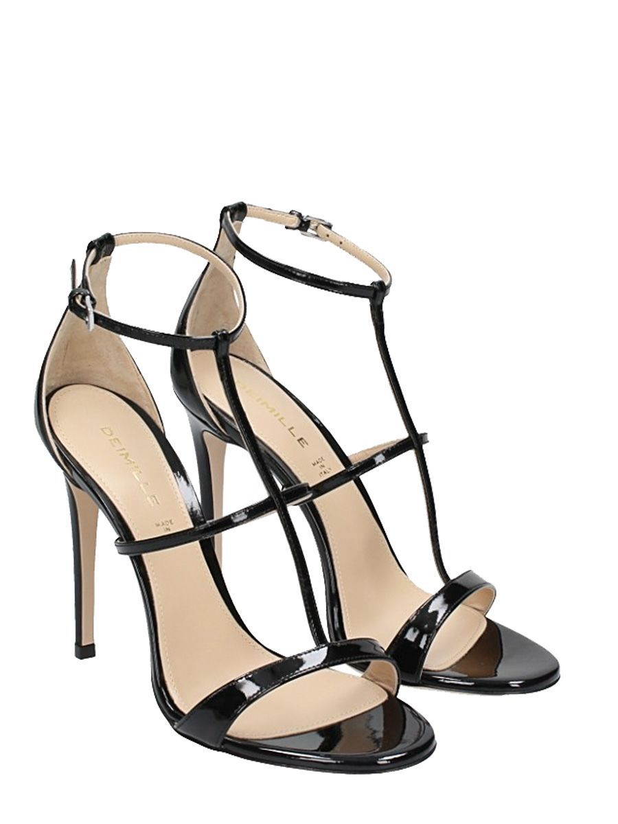 Outlet Great Deals Best Deals DEIMILLE Patent Leather Sandals Nqjmx
