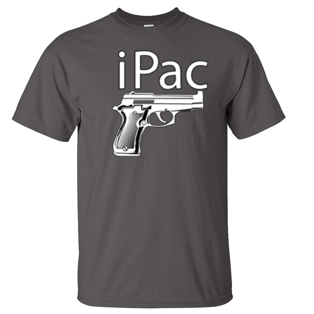 iPac Handguns Asst Colors T-shirt/tee