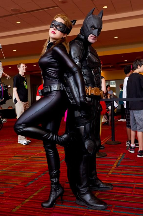 Batman And Catwoman Costumes. : catwoman batman costume  - Germanpascual.Com