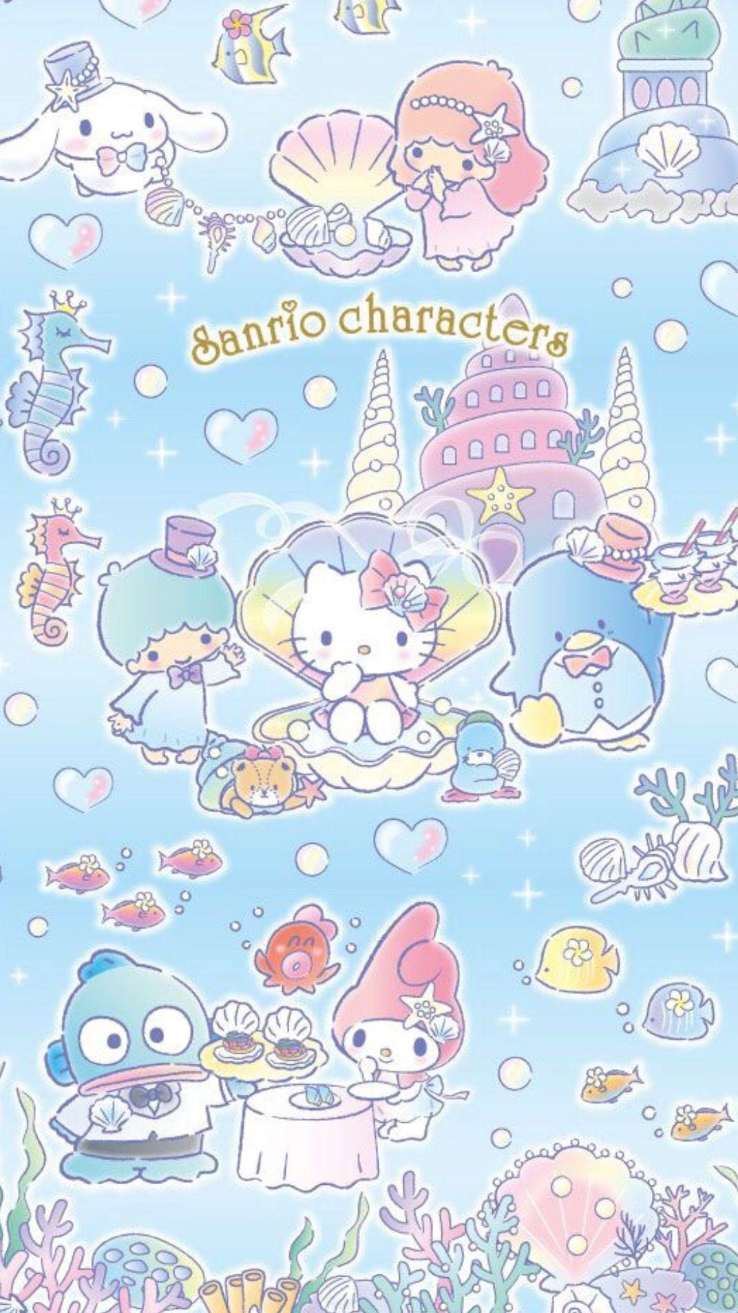 Sanrio Characters little twin stars aesthetic