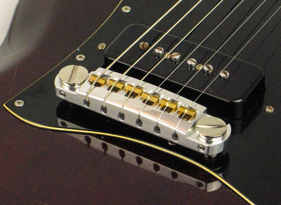 1966 gibson sg jr with a mannmade usa 2300 stoptail bridge guitar parts in 2019 guitar. Black Bedroom Furniture Sets. Home Design Ideas