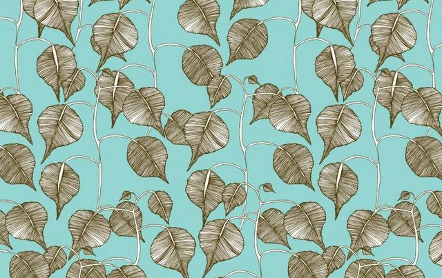 Swedish Leaf by Camilla Meijer