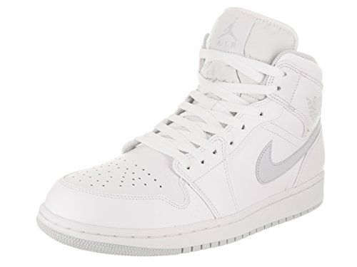 d9d5a2419c2 George Hill Signature Shoes, Nike Men's Air Jordan 14 Retro Black/White/ Green
