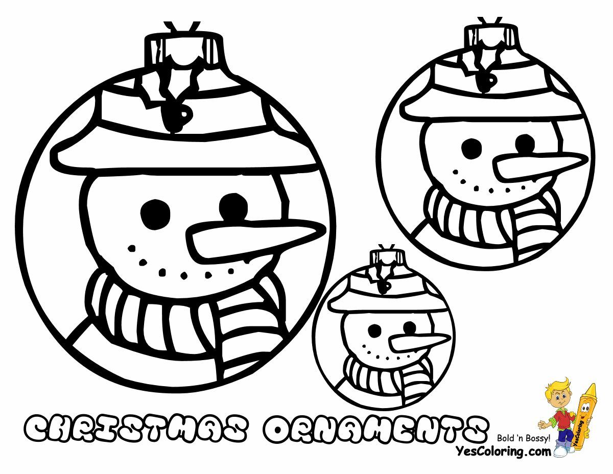 Ring A Ling Coloring Pages Christmas Snowman Ornament You Jokin Christmas Coloring Sheets Christmas Coloring Printables Free Christmas Coloring Pages