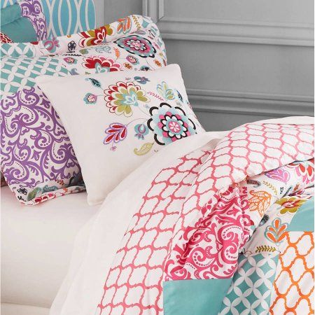 Better Homes And Gardens Kids Boho Patchwork Bedding