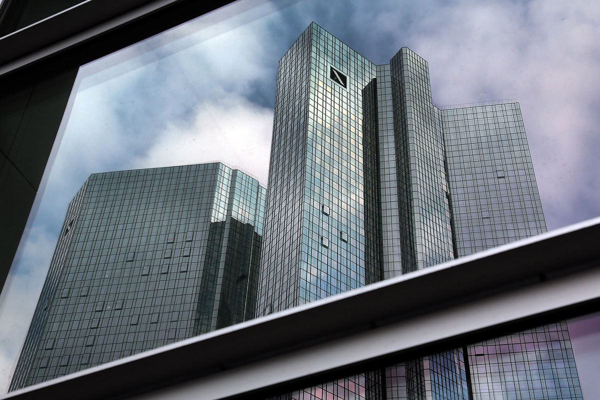 Deutsche Bank Is First Bank Busted for Breaking Volcker