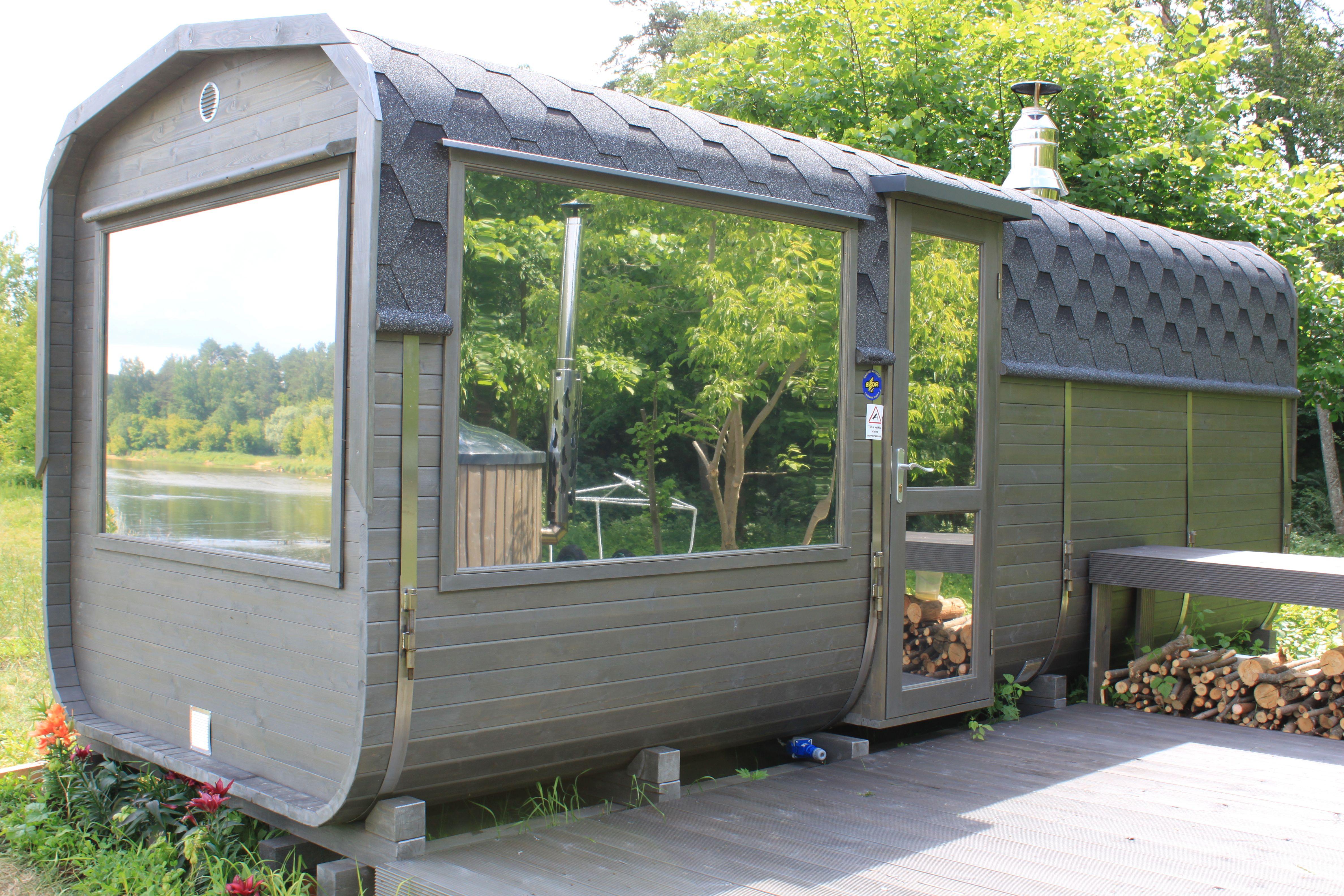Wellness & Spa Panorama Sauna From