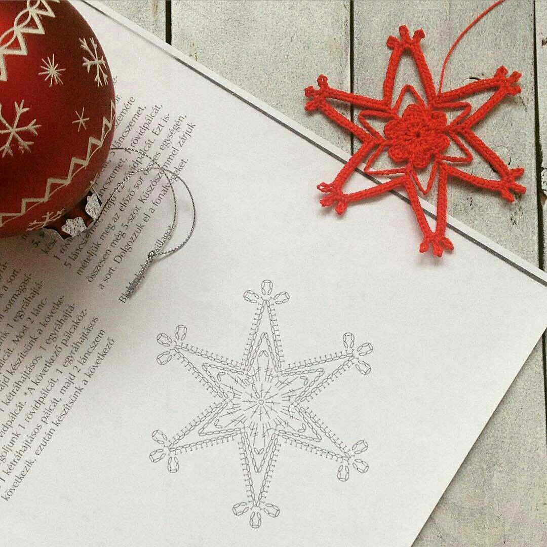 Pin de Rose Oliveira en Crochet - Natal - Christmas | Pinterest