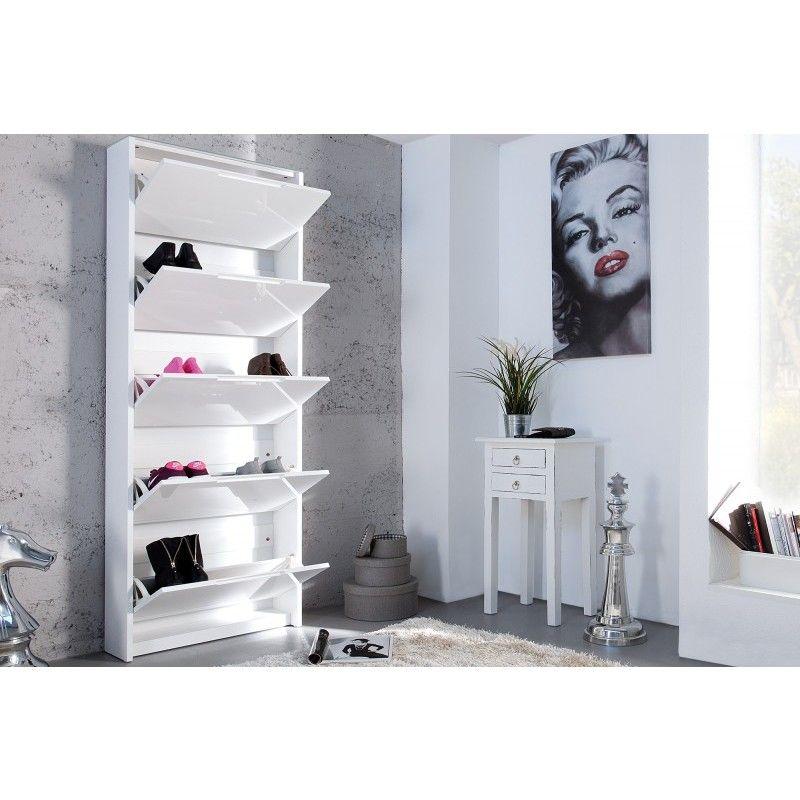 Schoenenkast supreme 5 vakken - 30152 | Garderobe kasten | Pinterest