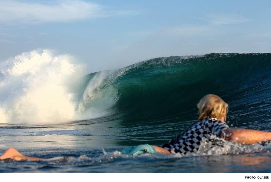 Surfer Magazine  -   Dane Gudauskas, Nicaragua. Photo: Todd Glaser Photography